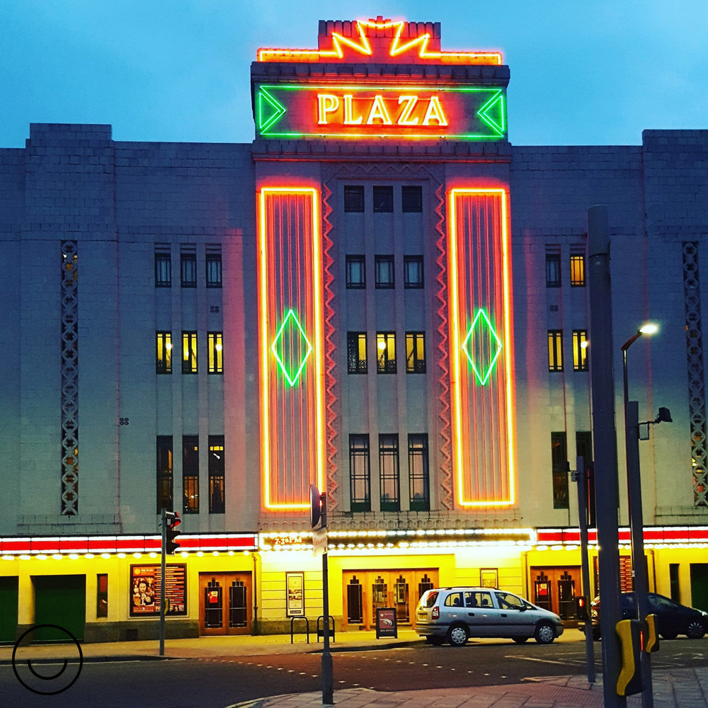 The Stockport Plaza Theatre