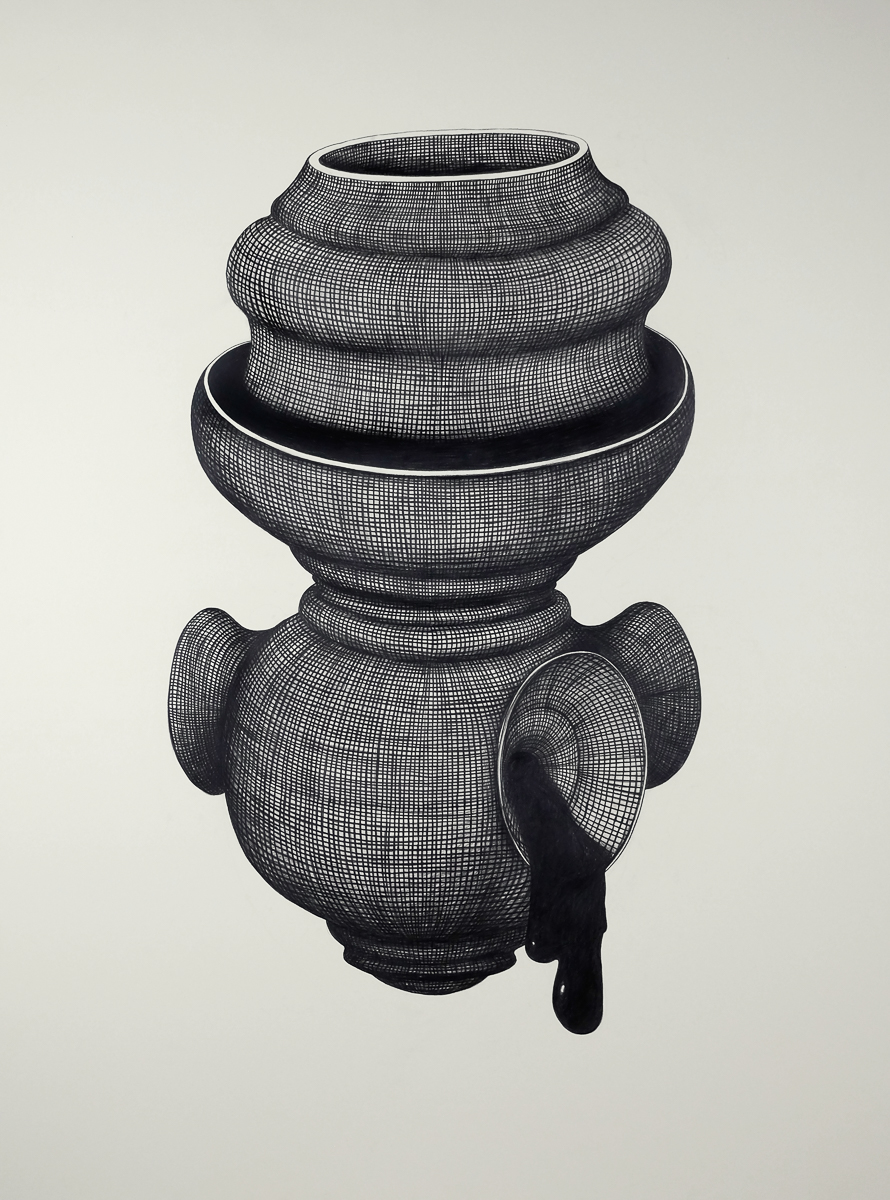 G3: graphite/paper, 160 x 120 cm, 2012