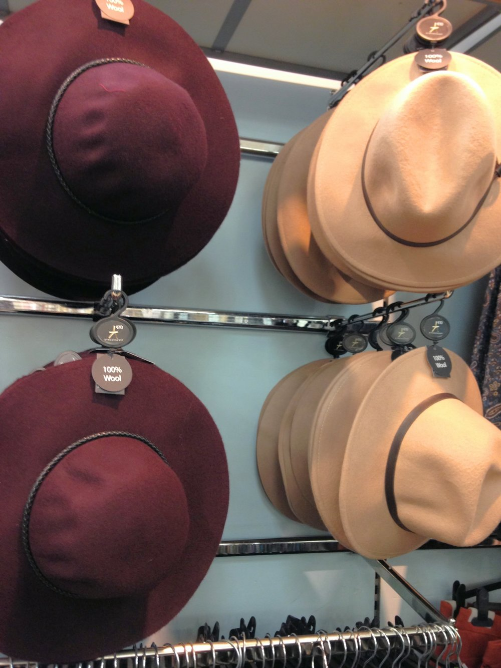 Pennys HAt Selection