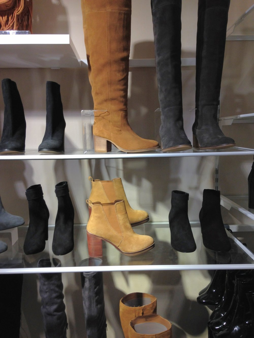 RI Boot selection