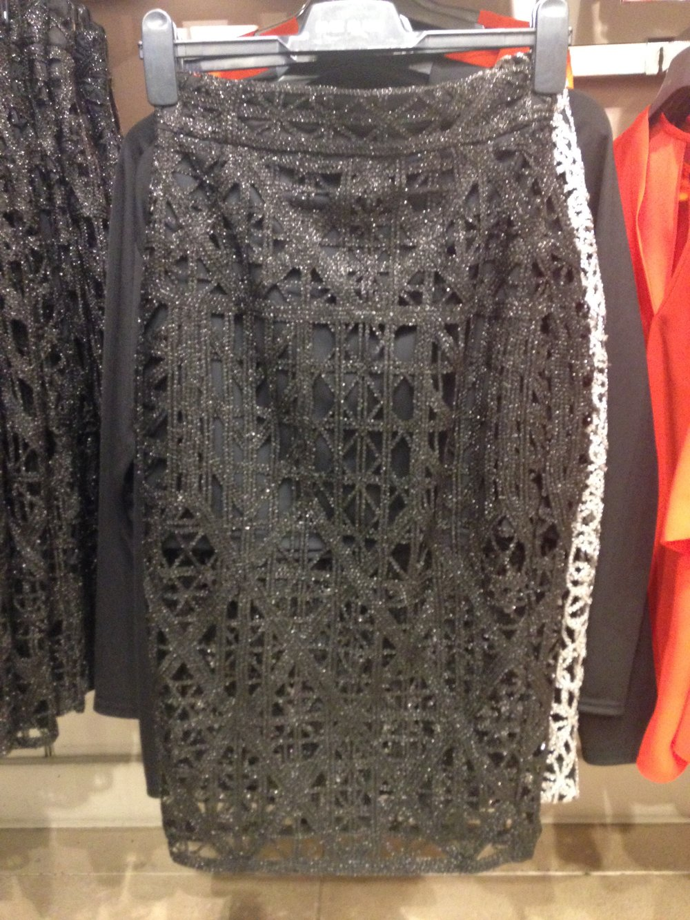 River Island! Lace skirt €60