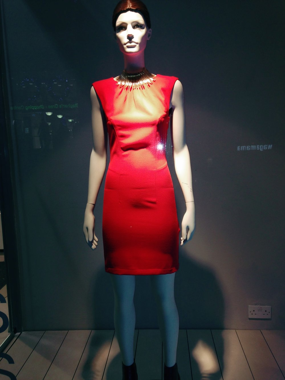 "First up and my next BEST BUY is this great ""body con"" dress again from H&M. This one €29.99."
