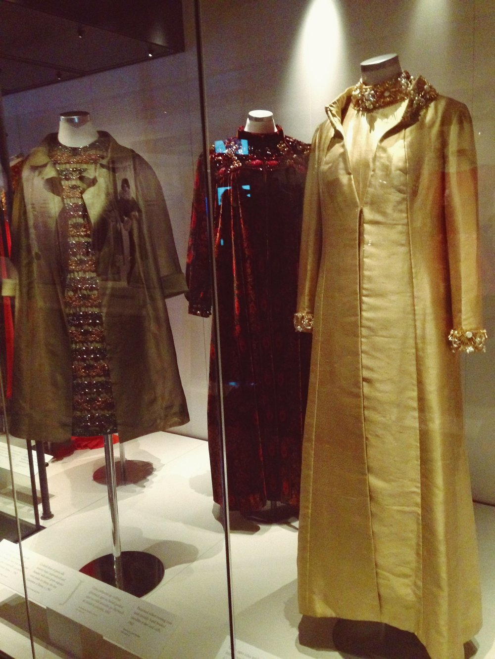 Vintage garments from the 1950s/1960s by Ib Jorgensen.