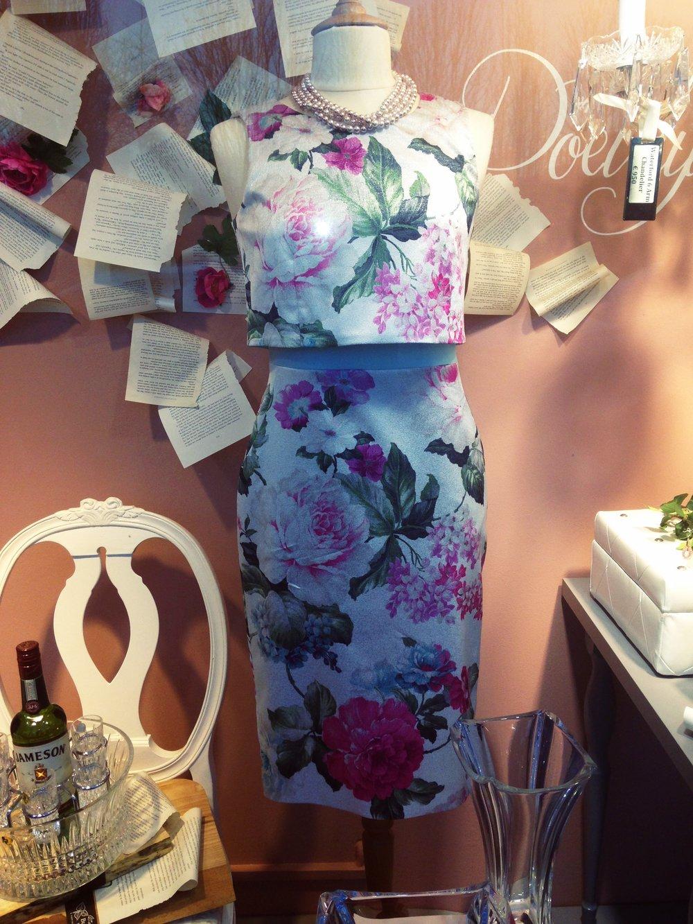 Vintage Floral inspired at Kilkenny Shop Dublin!