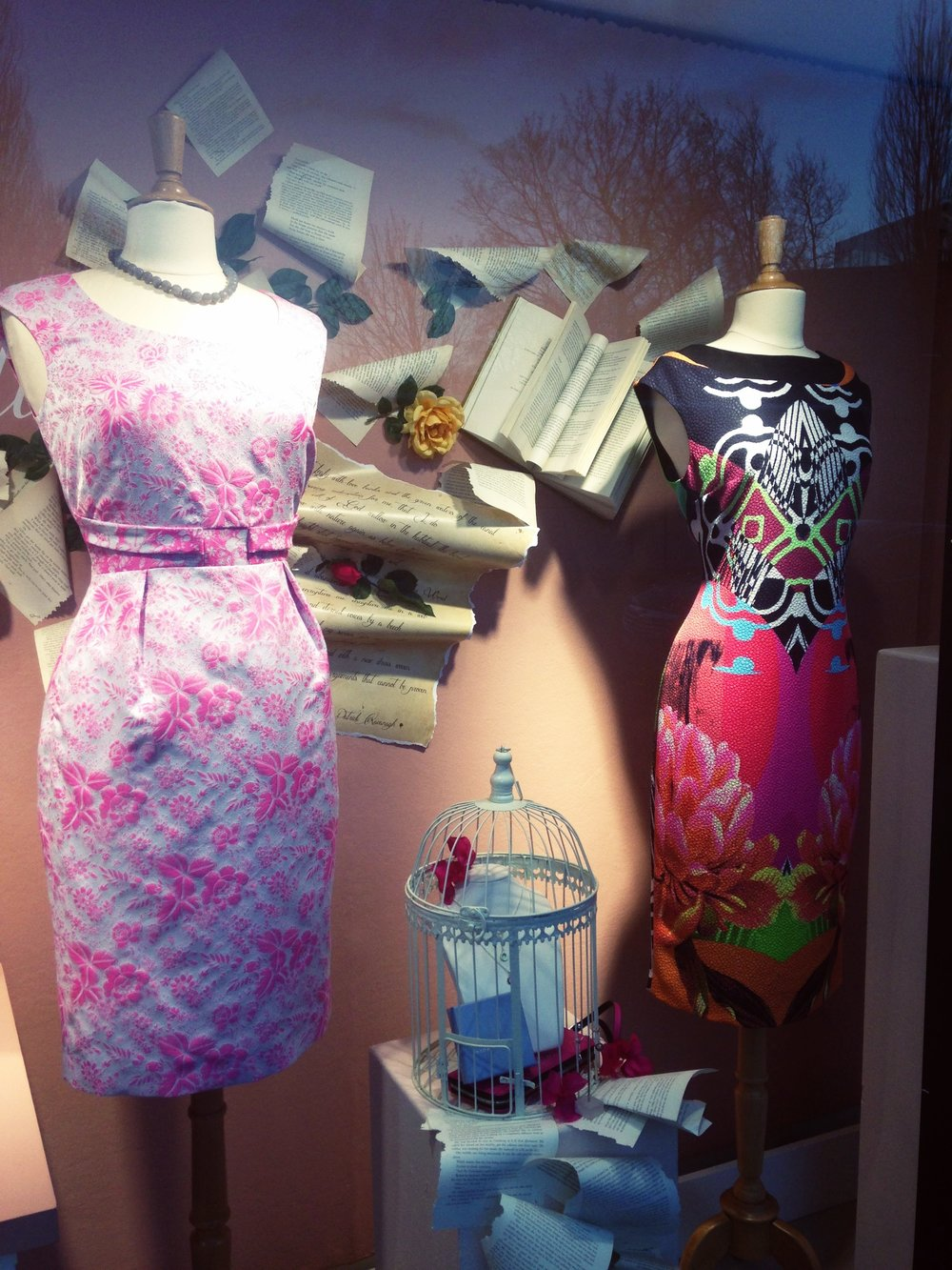 Sweet Candy Colour! Vintage inspired lovelies at Kilkenny Shop Dublin.
