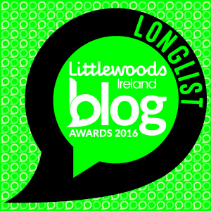 BEST BLOG POST NOMINATION!