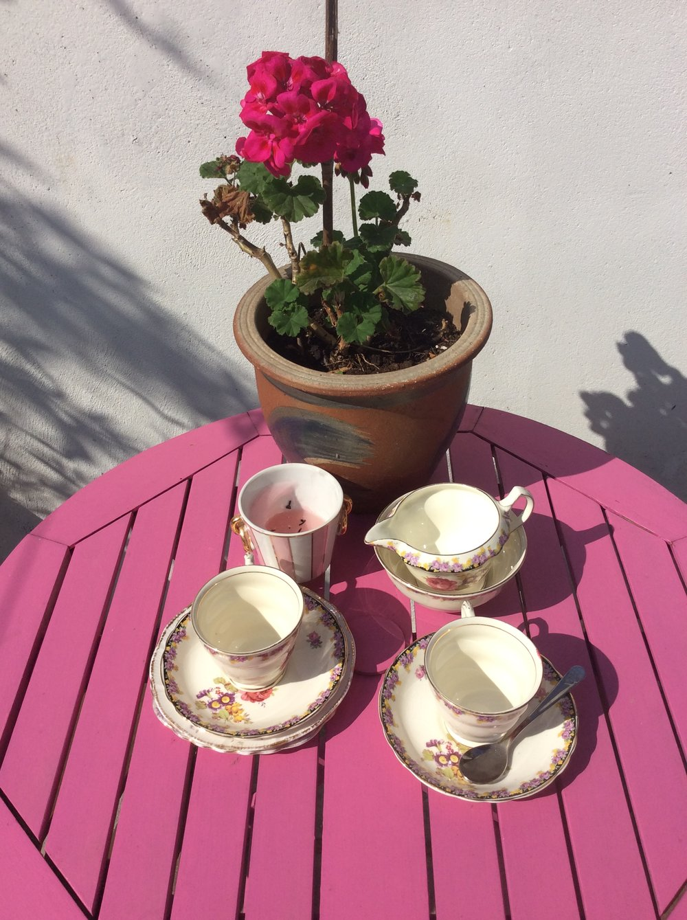 Vintage China Tea Set.