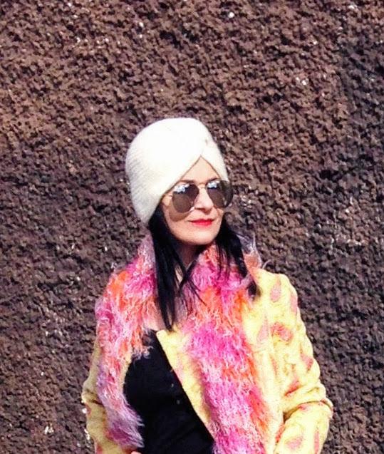 Vintage Turban Style Beanie!