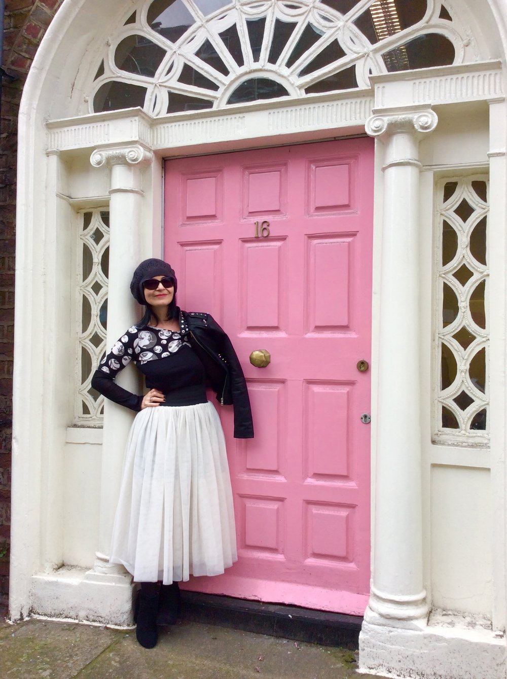 "The ""Marilyn Monroe top bought in a charity shop"