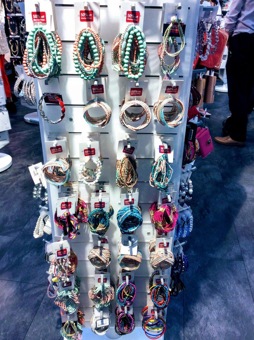 An abundance of embellished treats await you at SIX4GOOD.