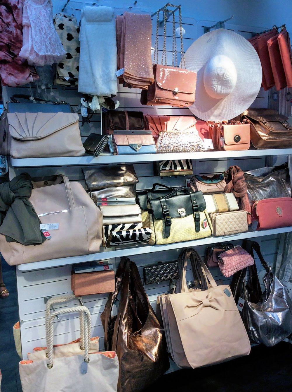 Pick a purse ...at SIX4GOOD.
