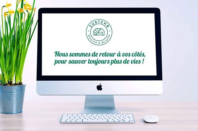 Nos sommes de retour à vos côtés !  Retrouvez notre dernière news sur la page Ulule :  https://fr.ulule.com/bb-securite/news/ . . . . #formation #gestesquisauvent #sauverdesvies #secourisme #pompier #subtenoformation #paris #firstaid #bébé #enfant #parent #parentalité