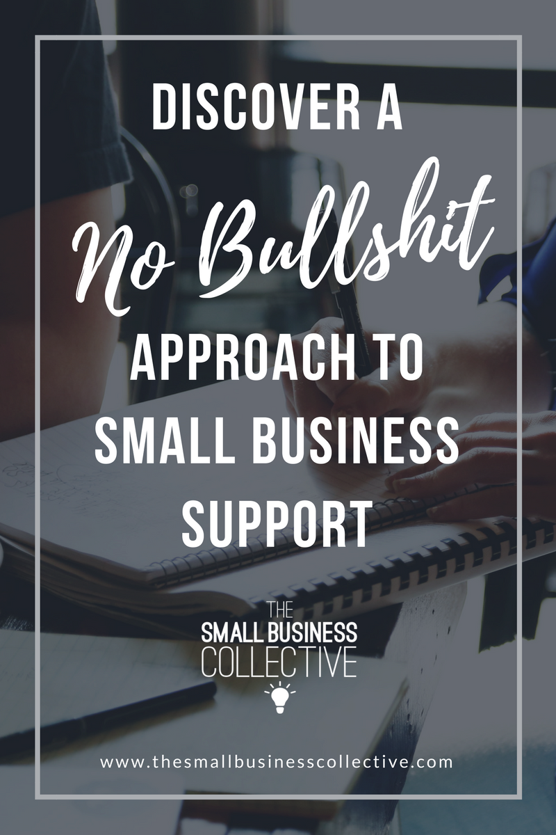 You're Entering the No Bullshit Zone - Blog - The Small Business Collective.png