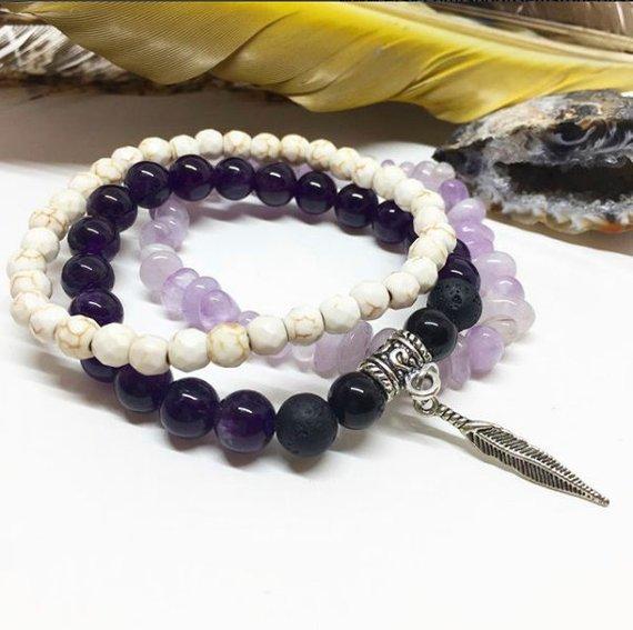 Gemstone Bliss Diffuser Bracelet Stack.jpg