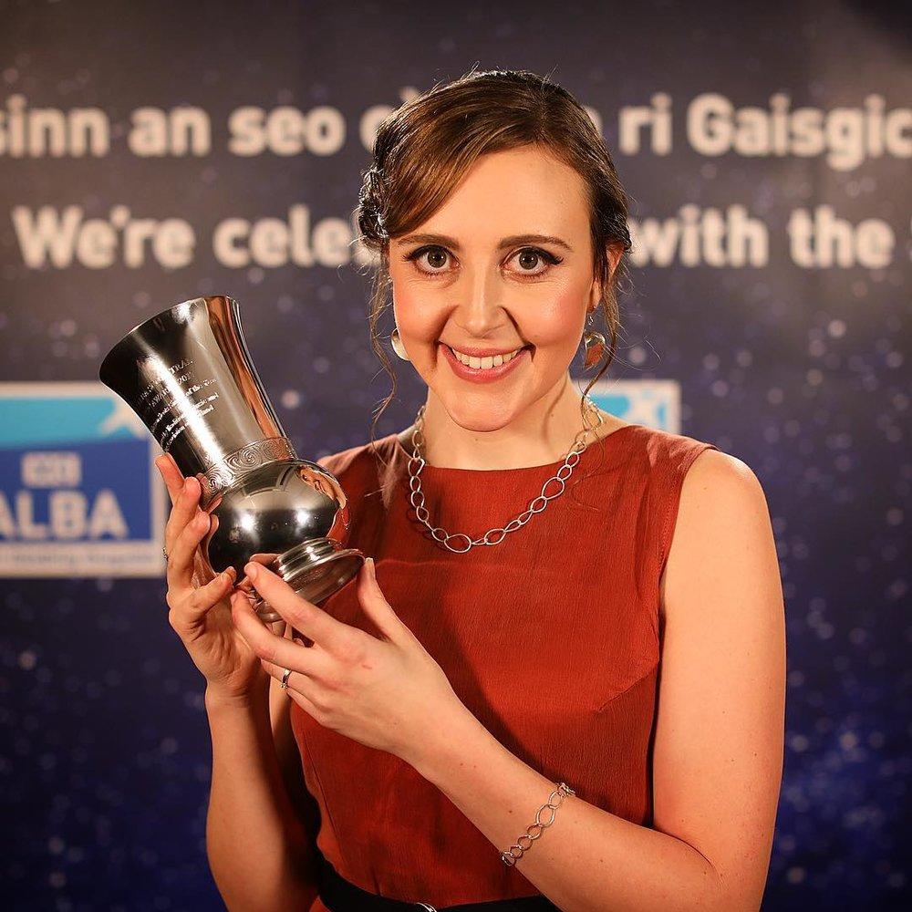 Siobhan Miller Scots Trad Award Singer Winner