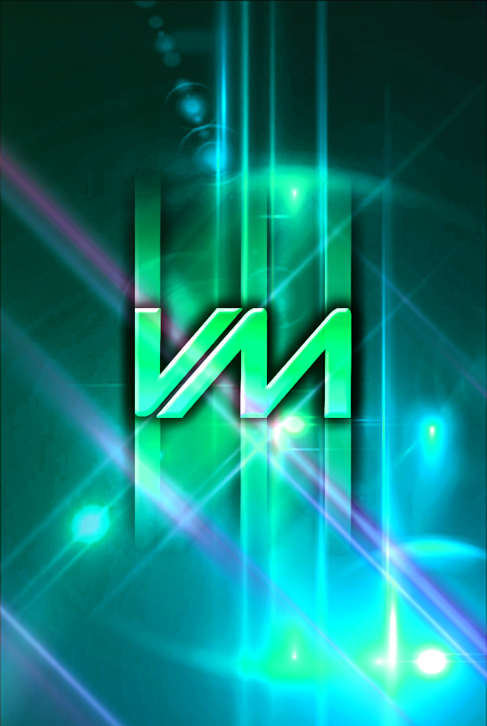 Logo design - VM