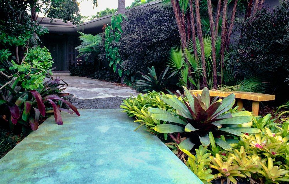 Montifiore garden -