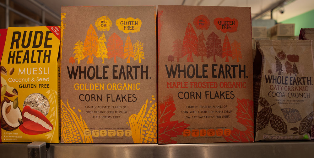 Whole Earth Cereal