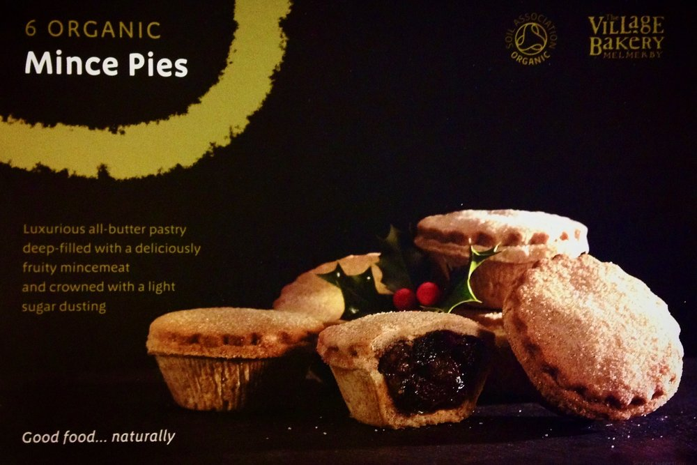 Village Bakery Mince Pies