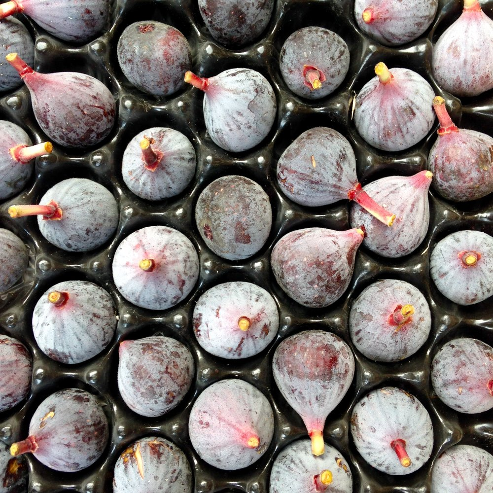 Fresh organic Figs at Earth Natural Foods.