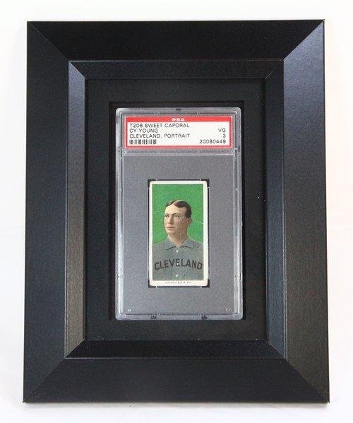 Baseball Card Display Frame - Trading Card Display Frame