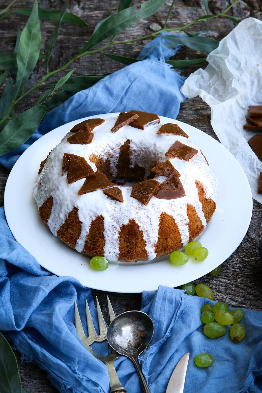 tarçınlı kremalı kek