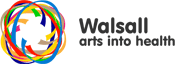 walsall-arts-into-health-logo