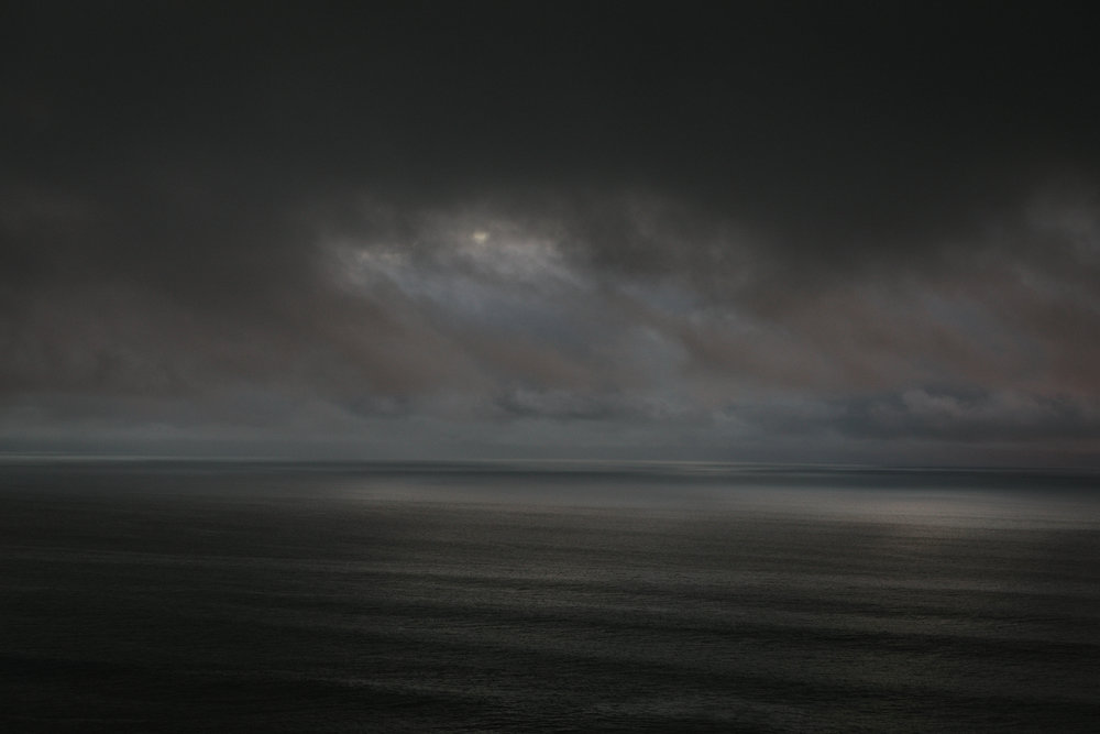 Afternoon Rainstorm