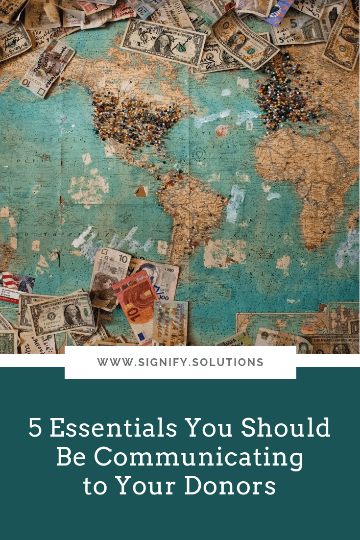 "Use these ""5 Essential Tips"" to expand your nonprofit's reach and add additional people to your potential donor pipeline."