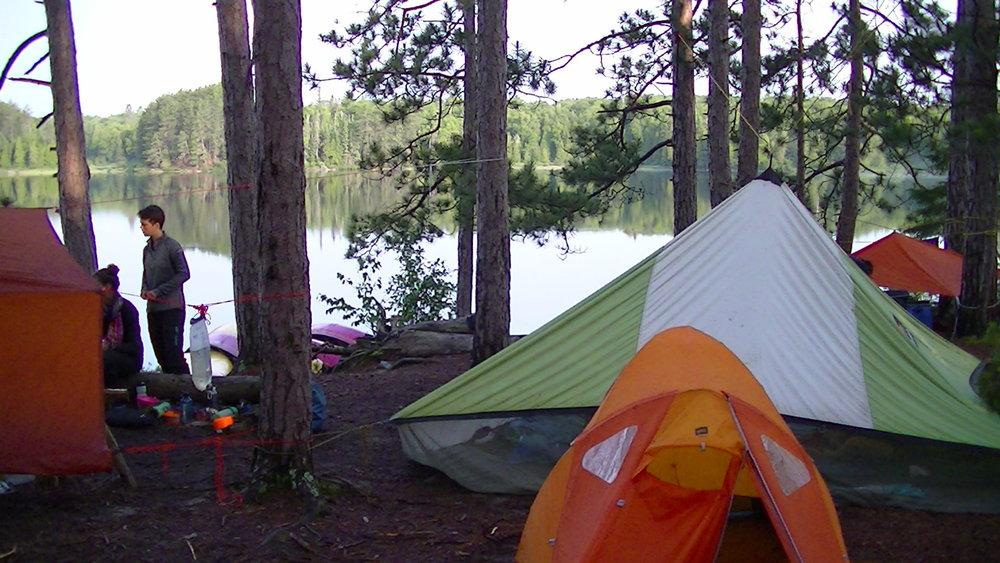 camp dumoine
