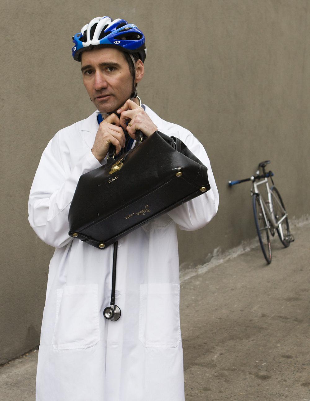 Dr. Chris Cavacuiti