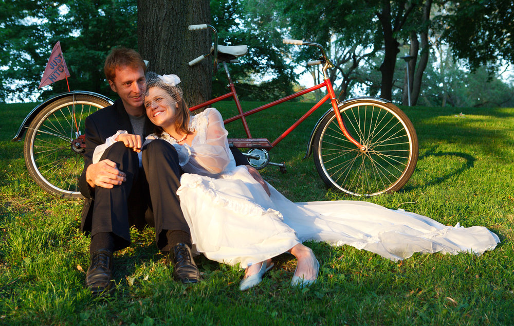 Leanne Eisen and Ben Wendt