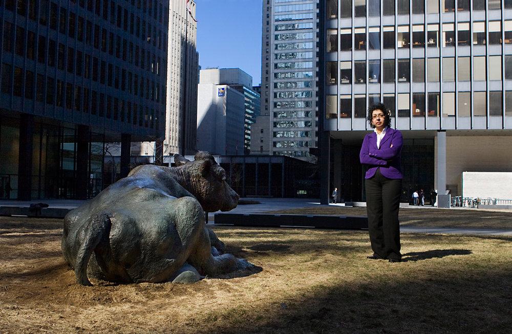 Sucheta Rajagopal.  Socially Responsible Investment Advisor