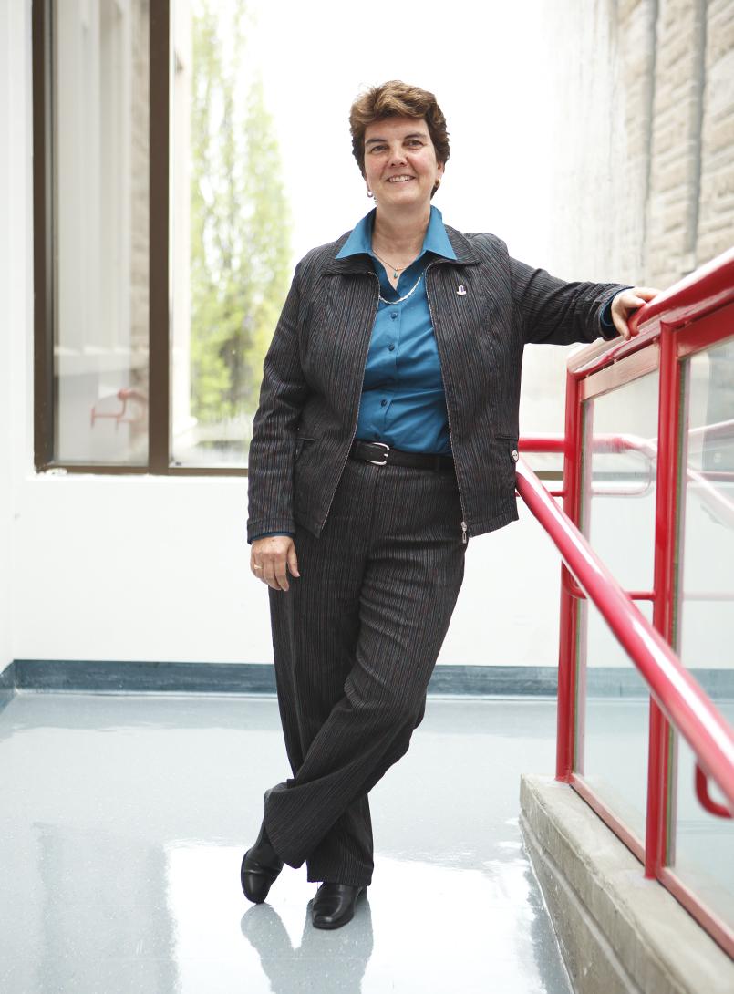 Dr. Pamela Houghton, Western University