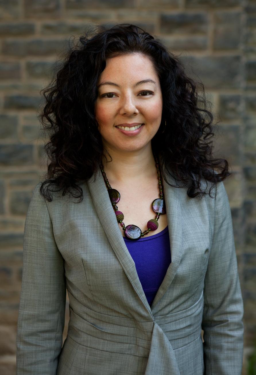Sarah Matsushita, communications manager