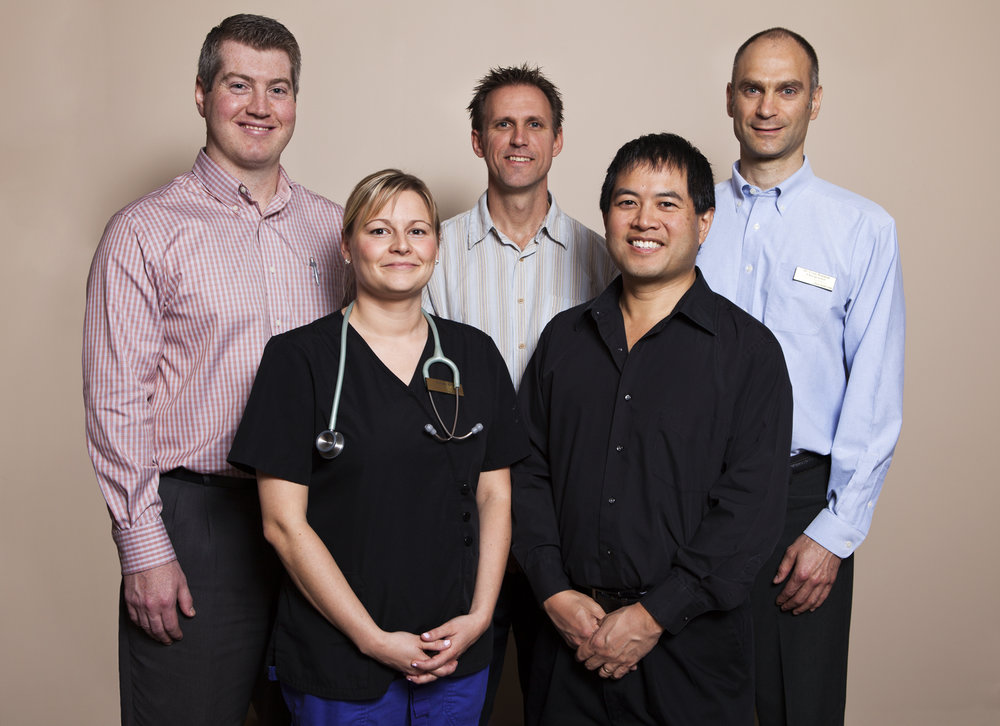 Mobility Healthcare team
