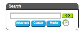You can search the RPL catalog online using our  BookSystems site . Look for this widget!