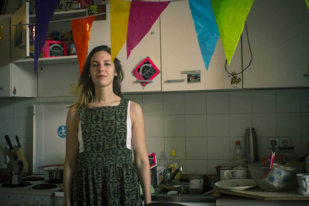 Mischa Kaehmstedt — CALMDOWN