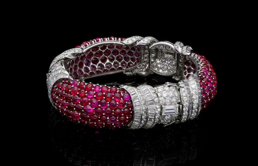 An important Art Deco bracelet | £749000