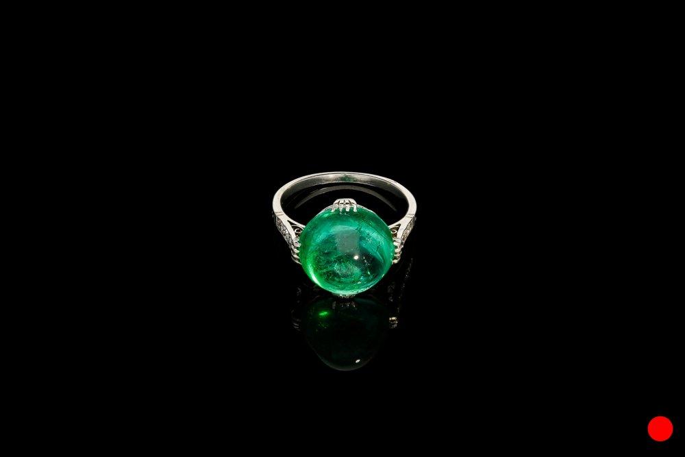 A phenomenal Edwardian ring   £14560
