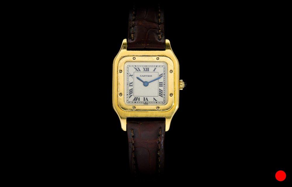 A Cartier Santos Dumont Ultra-Thin | £6150