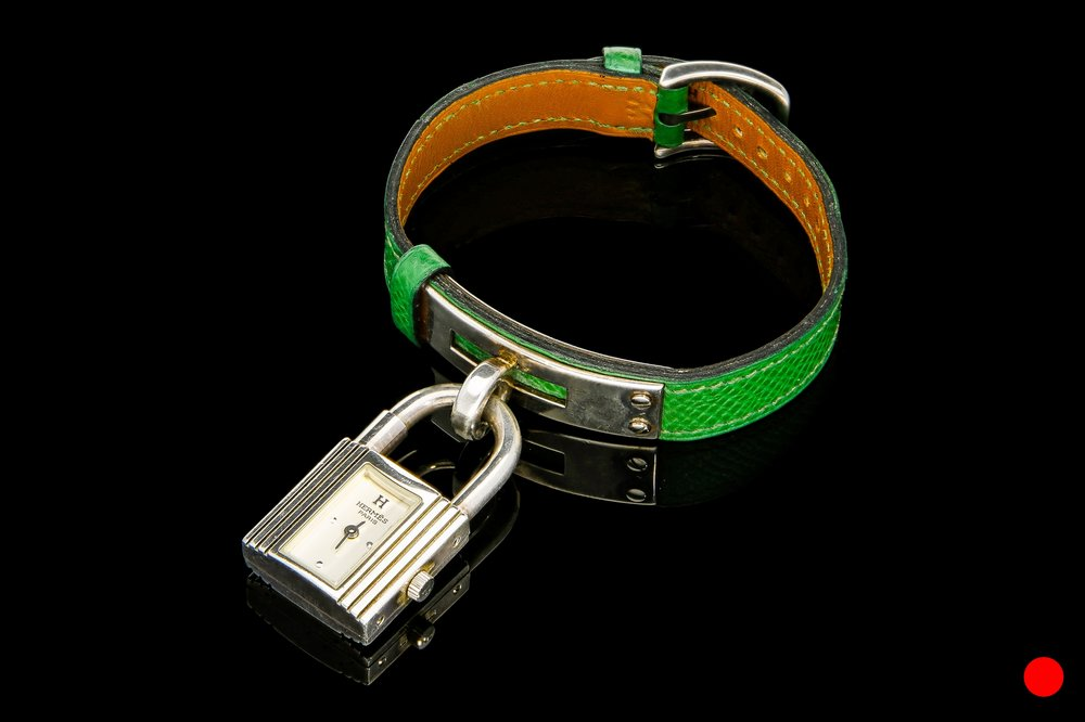A 1970's Hermes Kelly watch | £1175