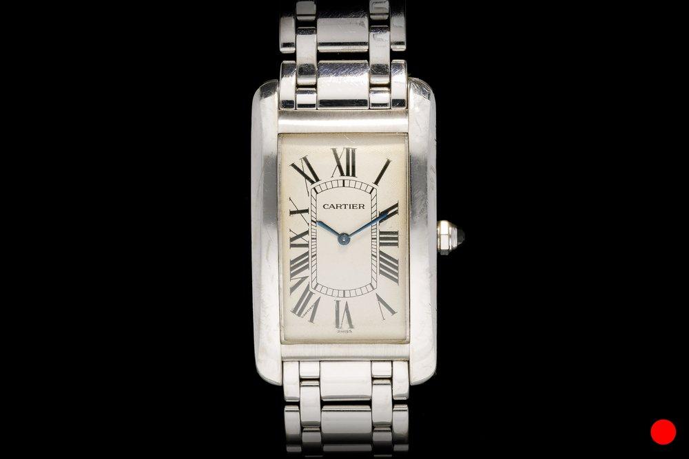A 1990's Cartier wristwatch | £16000