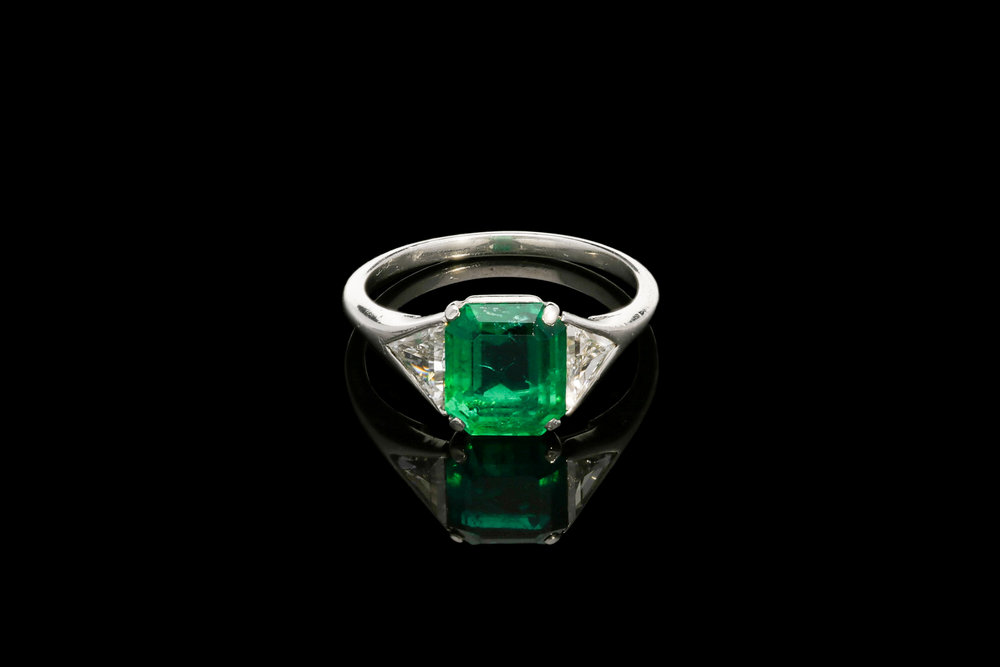 An Art Deco ring | £16250