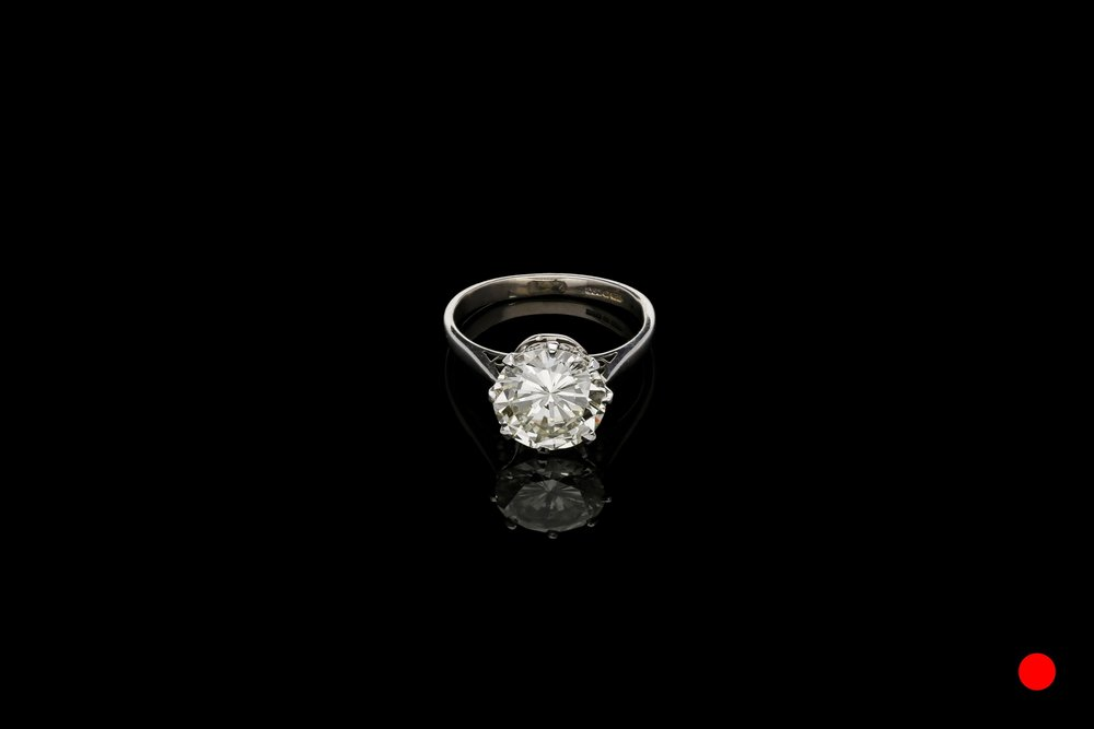 diamond ring 01-01-285 | £36500