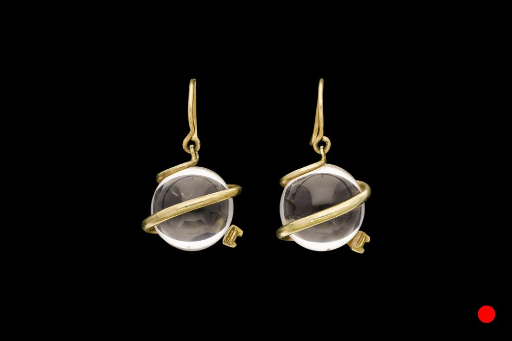 earrings   £750