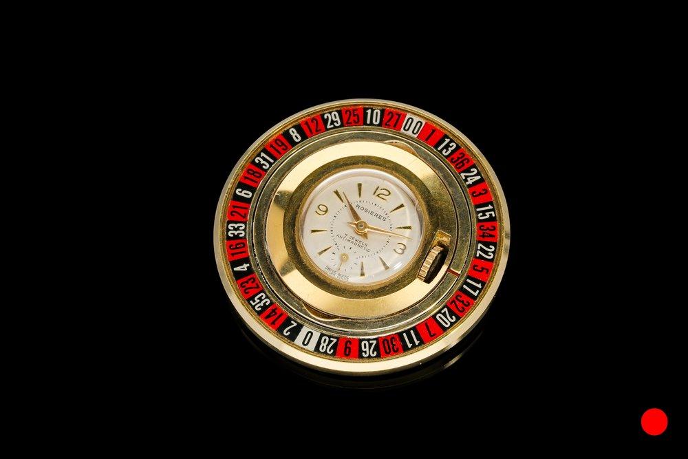 A fantastic 1920's gamblers pocket watch | £3250
