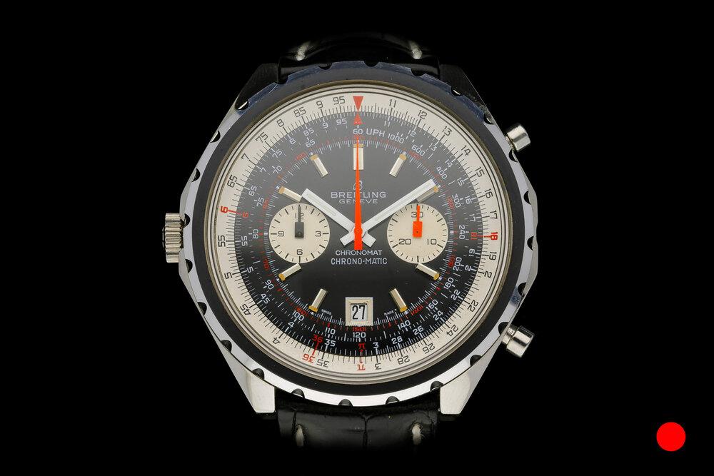 A 1968-69 Breitling Navitimer 1808 | £6850