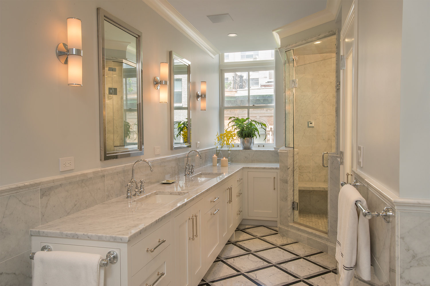 Bathroom Kitchen Remodeling Greenwich CT Westchester County NY - Bathroom remodeling westchester ny
