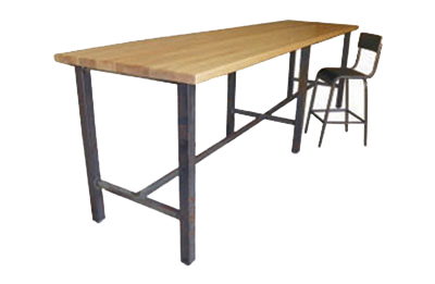 Carolina Custom Booth More Than Just Restaurant Booths Dickinson - Community table furniture